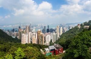 Cumbe Victoria em Hong Kong, China. © Sjekster, via Flickr. (Foto: ArchDaily/reprodução)
