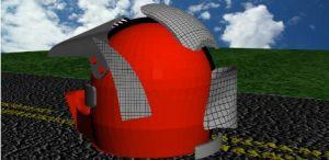 Imagem revela apenas o conceito do projeto que já foi registrado (foto: R7/reprodução)