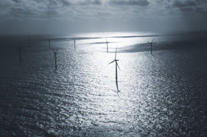 reino unido energia eólica mar