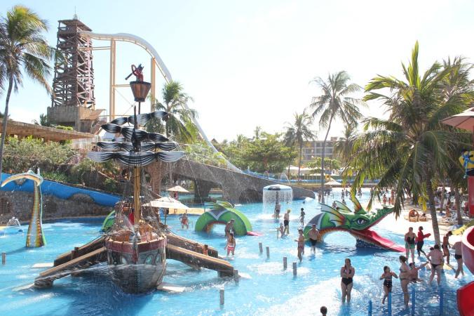 beach park parque aquático sustentabilidade