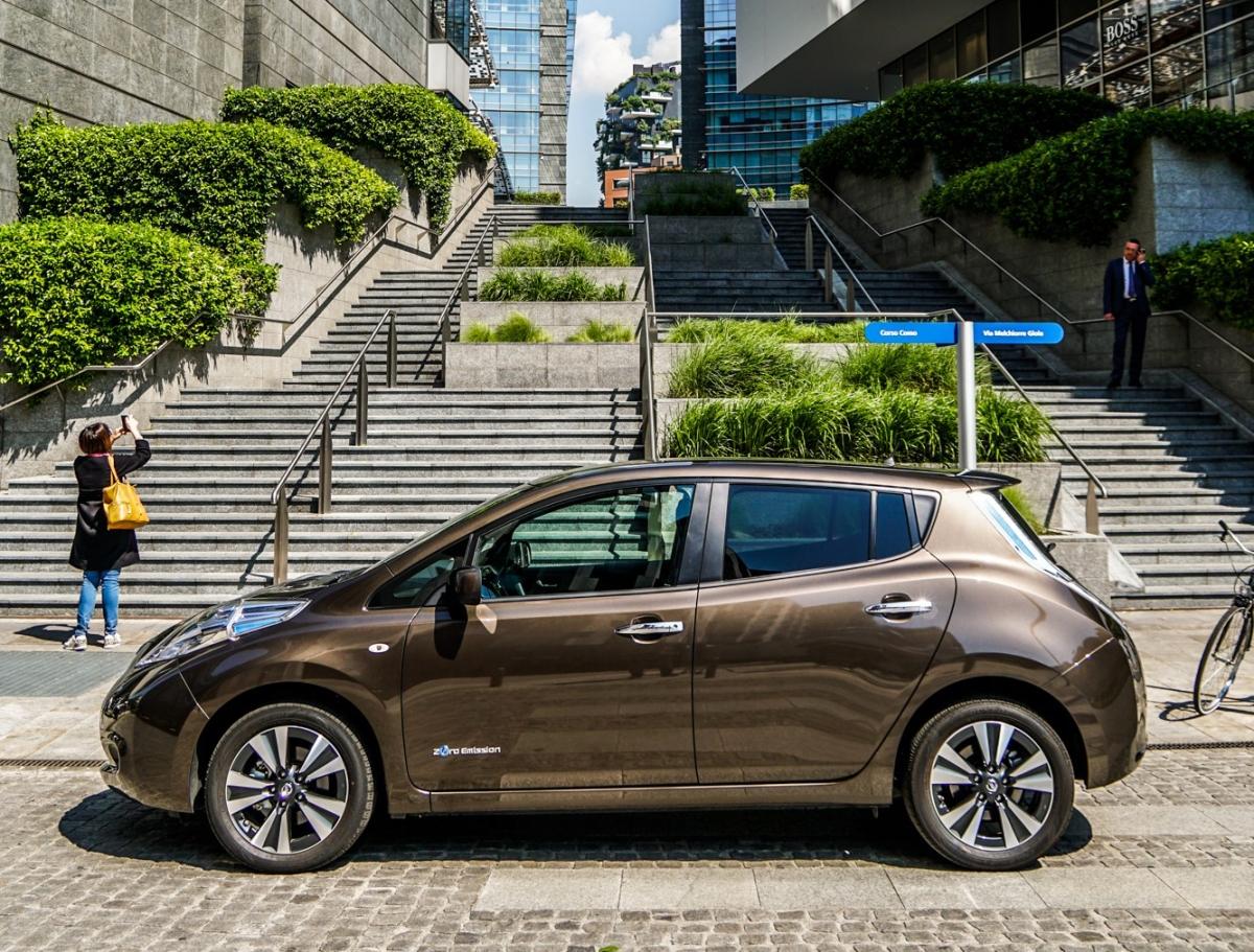 Veículos 'zero emissões' da Nissan vão eletrizar a Final da UEFA Champions League em Milão