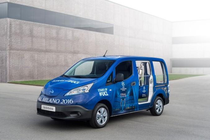 Nissan y sus vehículos cero emisiones vuelven a electrificar la