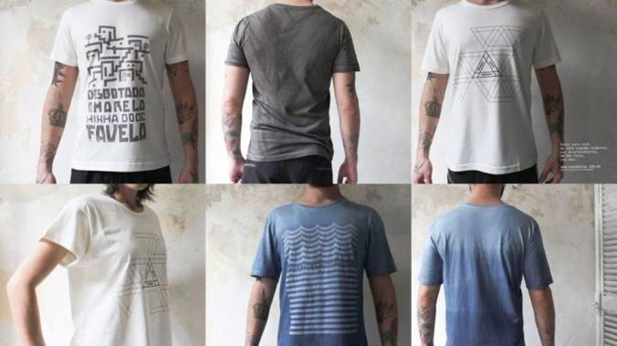 camisetas sustentabilidade
