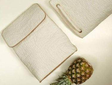 couro abacaxi sustentabilidade 2