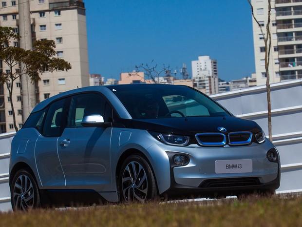 BMW i3 (Foto Victor Moriyama-G1)